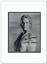 Bo Derek Autograph Signed Photo